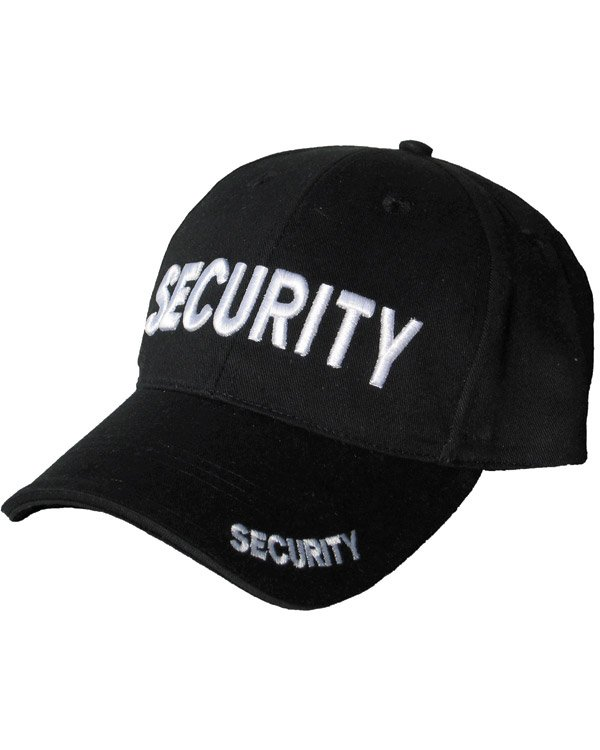 Cap Security 3D
