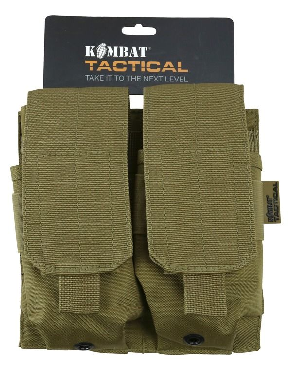 Double ORIGINAL Style Mag Pouch - Coyote
