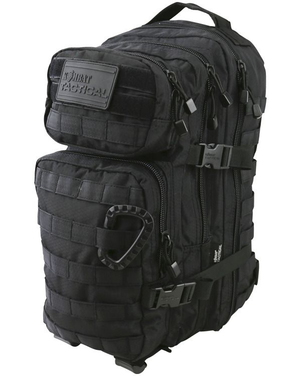 Hex - Stop Small Molle Assault Pack 28 Litre - Black