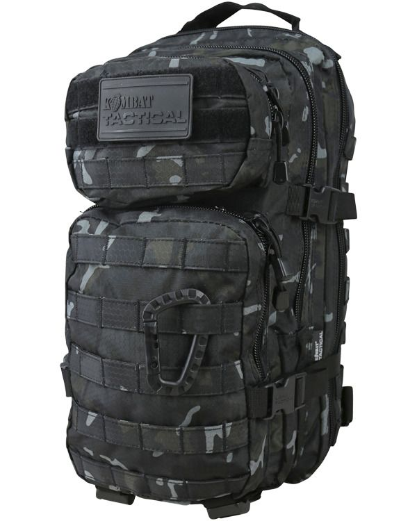 Hex - Stop Small Molle Assault Pack 28 Litre - BTP Black