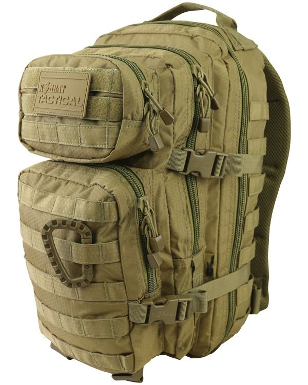 Hex - Stop Small Molle Assault Pack 28 Litre - Coyote
