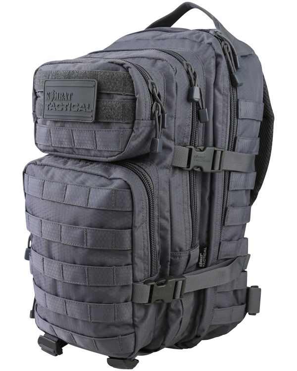 Hex - Stop Small Molle Assault Pack 28 Litre - Gun Metal Grey