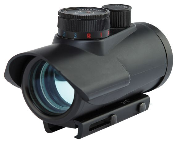 MILBRO 1X30 RED/GREEN DOT SIGHT