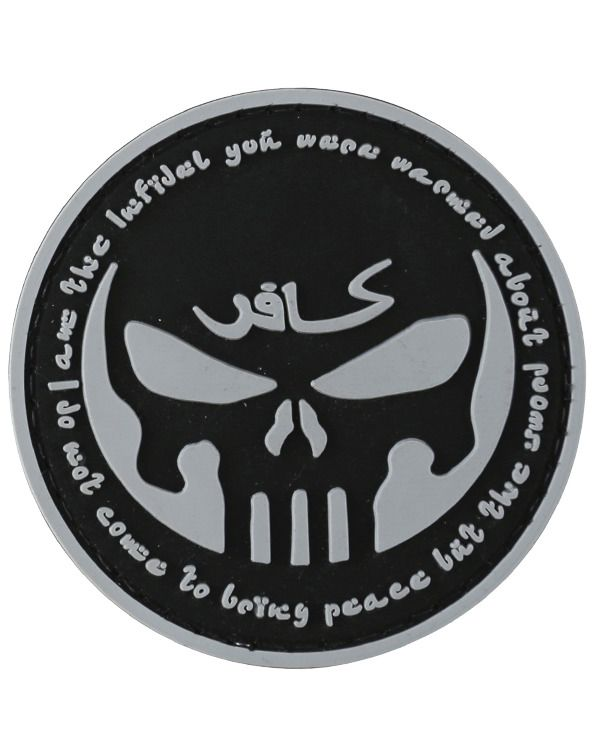 Punisher Infidel Patch