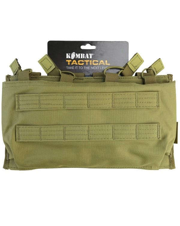 QUAD Sleeve Mag Pouch - Coyote
