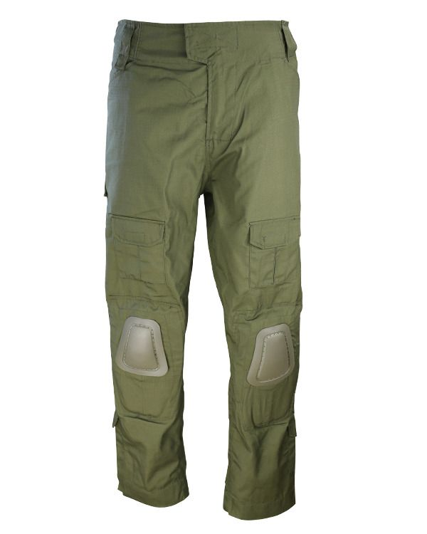 Special Ops Trouser - Olive Green
