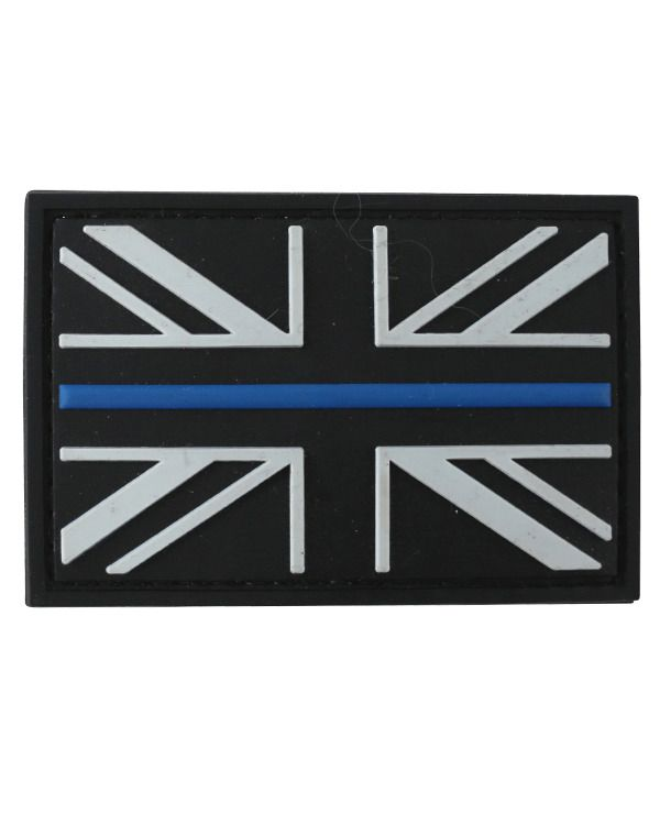 Thin Blue Line Patch