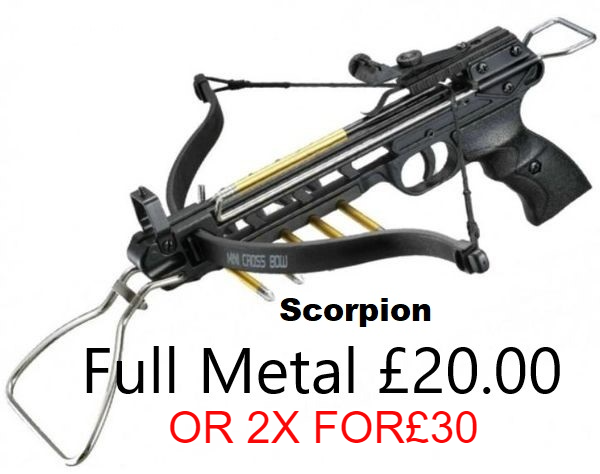ANGLO ARMS SCORPION